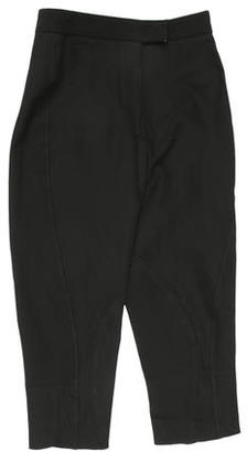 Paul Smith Cropped Straight-Leg Pants $55 thestylecure.com