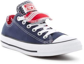 949f2808aa8 Converse Chuck Taylor All Star Double Tongue Oxford Sneaker (Women)