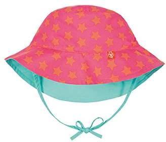 12f22f66b18 Lassig Baby Bucket Hat Peach Stars 18-36 Months