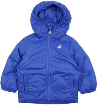 K-Way Down jackets