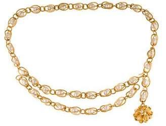 Chanel Chain-Link Waist Belt
