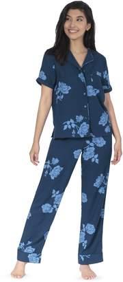 Jones New York Flower Pajamas