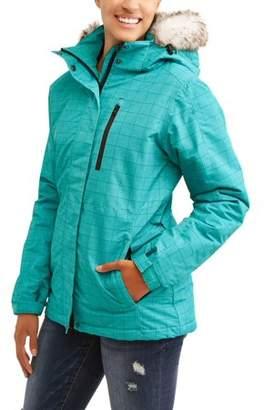 Iceburg Women's Insulated Snow Ski/Snowboarding Set--Complete With Ski Pants and Ski Jacket