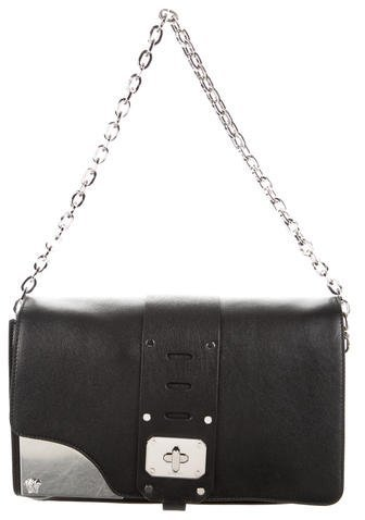Versace Leather Stardust Bag w/ Tags