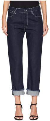 Sportmax Calcut Denim in Midnight Blue Women's Jeans
