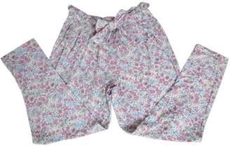 Sarah Wayne Cotton Trousers for Women