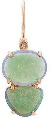 Irene Neuwirth embellished drop earrings