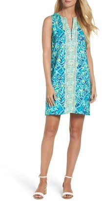 Women's Lilly Pulitzer Kelby Shift Dress $198 thestylecure.com