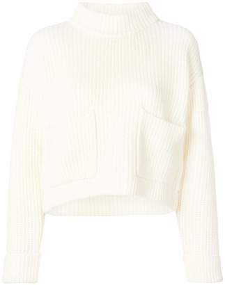Philosophy di Lorenzo Serafini ribbed knit jumper