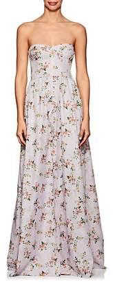 Brock Collection Women's Dallas Cotton Voile Maxi Dress - Lt. Purple