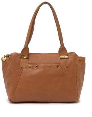 The Sak COLLECTIVE Serena Leather Satchel
