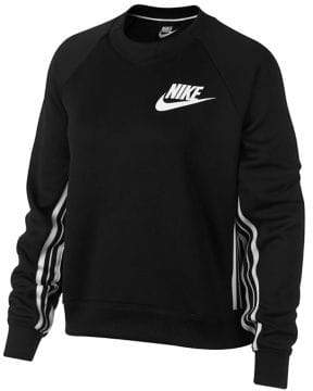 Nike Long-Sleeve Ribbed Sweater