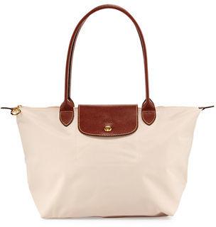 Longchamp Le Pliage Medium Shoulder Tote Bag $125 thestylecure.com