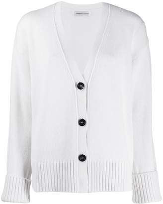 Lamberto Losani cable knit cardigan