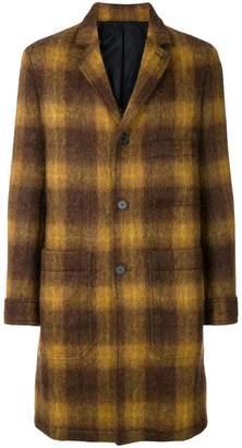 Ami Alexandre Mattiussi Patch Pockets Coat
