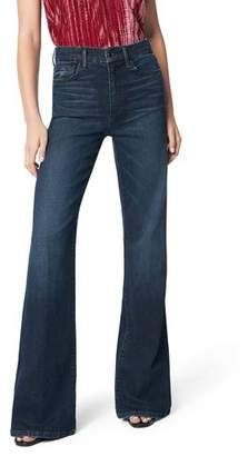 Joe's Jeans The Molly High-Rise Flare Jeans
