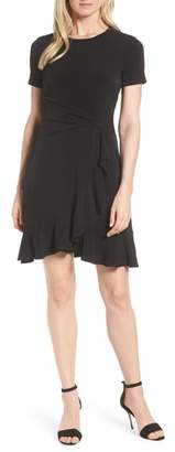 MICHAEL Michael Kors Michael Kors Twist Waist Dress