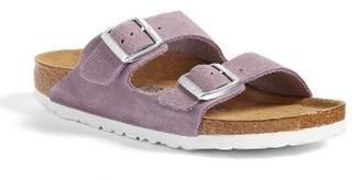 Women's Birkenstock Arizona Birko-Flor Soft Footbed Slide Sandal $134.95 thestylecure.com