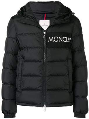 Moncler brand patch winter jacket