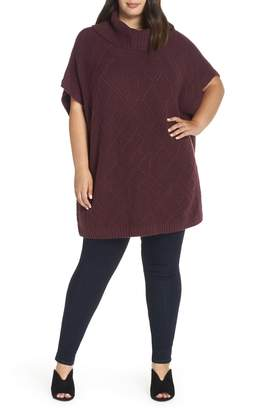 Sejour Poncho Sweater