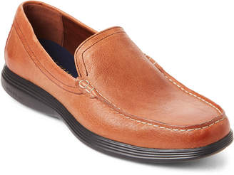 Cole Haan British Tan Grand Tour Venetian Loafers