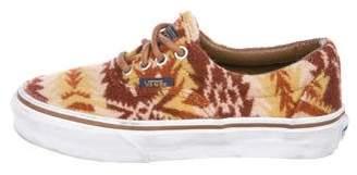 Vans Boys' Tribal Fleece Sneakers