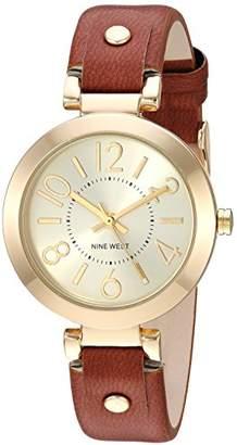Nine West Women's NW/2178 Strap Watch