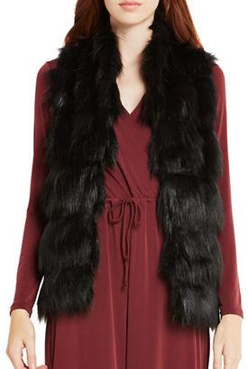 Bcbgeneration Faux-Fur Vest $148 thestylecure.com