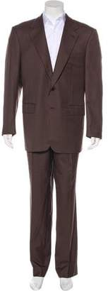 Stefano Ricci Wool Two-Piece Suit