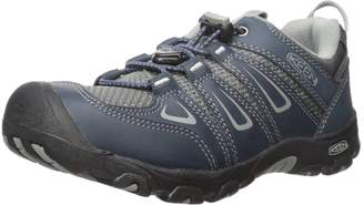 Keen Kid's Oakridge Low Hiking Shoes, Plum/Purple Wine