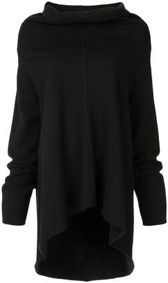 Zambesi oversized long-line sweater