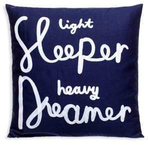 Kate Spade Light Sleeper Cotton Pillow