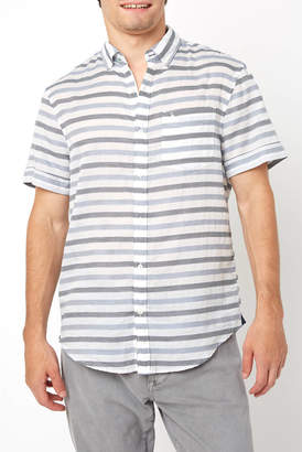 Original Penguin Striped Button Down Shirt