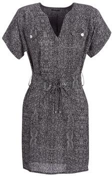 Ikks BN30155-02 women's Dress in Black