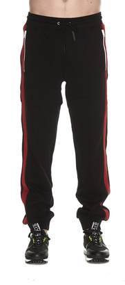 Givenchy 4g And Lateral Tapes Jogging Pants