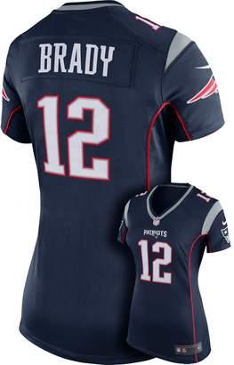 Nike Women's New EnglandPatriots Tom Brady NFL Jersey