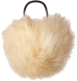 Hat Attack Faux Fur Ponytail Hair Accessories