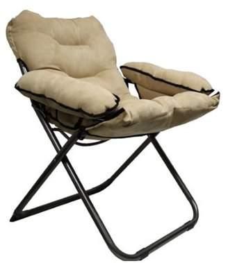 DormCo Club Chair - Plush & Extra Tall - Tan