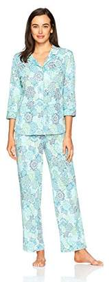 Karen Neuburger Women's Petite Pajamas Set Pj