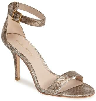 Pelle Moda Kacey Leather High Heel Sandal