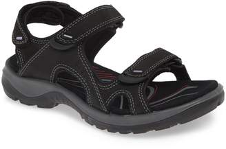 Ecco Offroad 3 Leather Sandal
