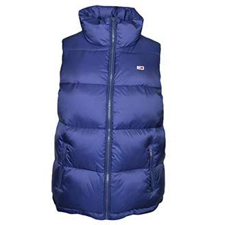 Tommy Hilfiger Tommy Jeans Women's Vest with Down Fill Classics Collection