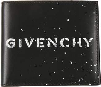 Givenchy Stencil Wallet