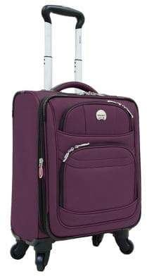 Delsey Versailles Expandible 19in Spinner