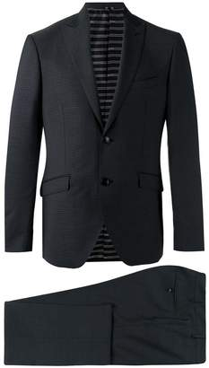 Etro patterned two-piece suit
