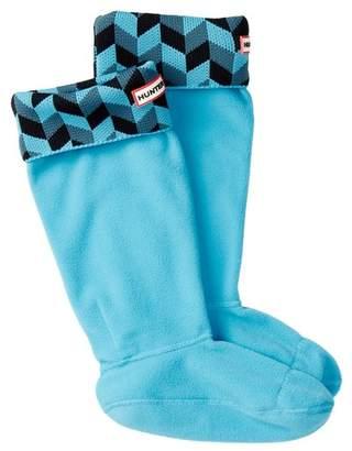 Hunter Tall Geometric Dazzle Boot Socks
