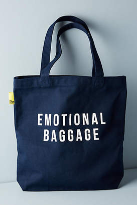The School Of Life The School of Life Emotional Baggage Tote