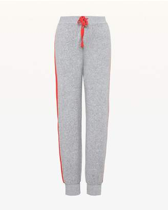 Juicy Couture Colorblock Microterry Zuma Pant