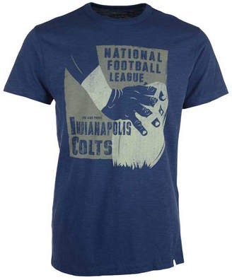 '47 Men's Indianapolis Colts Logo Scrum T-Shirt