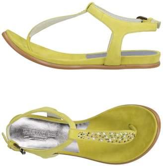 Alberto Guardiani Toe strap sandals